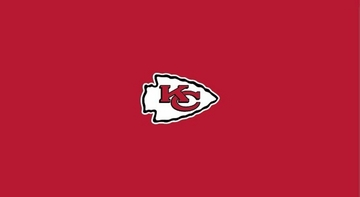 Imperial International Kansas City Chiefs 8' Billiard Cloth