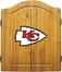 Imperial International Kansas City Chiefs Dart Cabinet