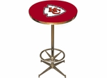 Imperial International Kansas City Chiefs Pub Table