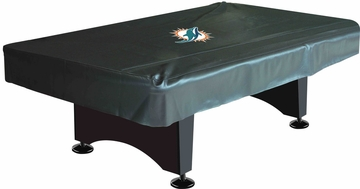 Imperial International Miami Dolphins 8' Deluxe Pool Table Cover