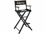 Imperial International Miami Dolphins Bar Height Directors Chair
