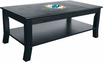 Imperial International Miami Dolphins Coffee Table