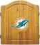 Imperial International Miami Dolphins Dart Cabinet