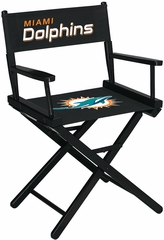 Imperial International Miami Dolphins Table Height Directors Chair