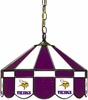 "Imperial International Minnesota Vikings 16"" Glass Lamp"