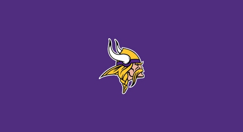Imperial International Minnesota Vikings 8' Billiard Cloth