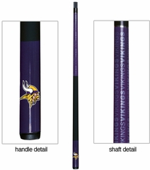 Imperial International Minnesota Vikings Billiard Cue Stick