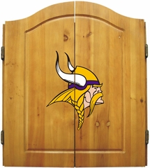 Imperial International Minnesota Vikings Dart Cabinet