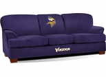 Imperial International Minnesota Vikings First Team Microfiber Sofa