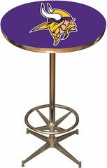 Imperial International Minnesota Vikings Pub Table