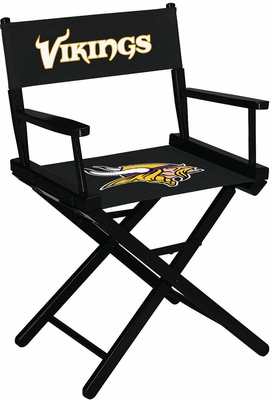 Imperial International Minnesota Vikings Table Height Directors Chair