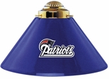 Imperial International New England Patriots 3 Shade Metal Lamp