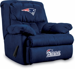 Imperial International New England Patriots Microfiber Home Team Recliner