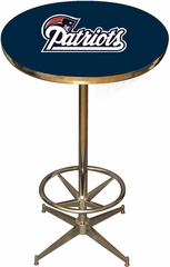 Imperial International New England Patriots Pub Table