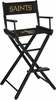 Imperial International New Orleans Saints Bar Height Directors Chair