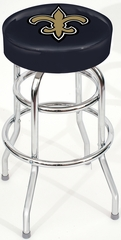 Imperial International New Orleans Saints Bar Stool
