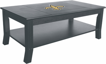 Imperial International New Orleans Saints Coffee Table
