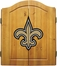 Imperial International New Orleans Saints Dart Cabinet