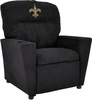 Imperial International New Orleans Saints Kids Microfiber Recliner