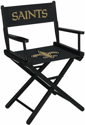 Imperial International New Orleans Saints Table Height Directors Chair