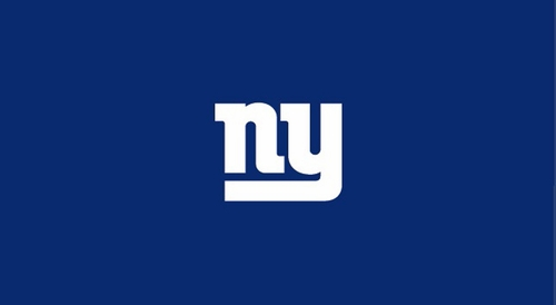 Imperial International New York Giants 8' Billiard Cloth