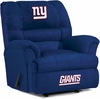 Imperial International New York Giants Big Daddy Microfiber Recliner