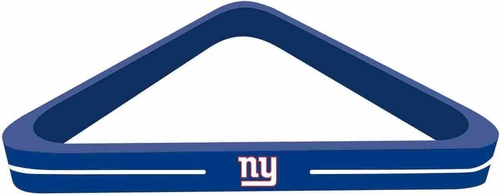 Imperial International New York Giants Billiard Triangle