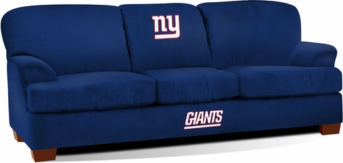 Imperial International New York Giants First Team Microfiber Sofa