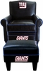 Imperial International New York Giants Game Time Chair & Ottoman