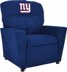 Imperial International New York Giants Kids Microfiber Recliner