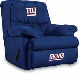 Imperial International New York Giants Microfiber Home Team Recliner