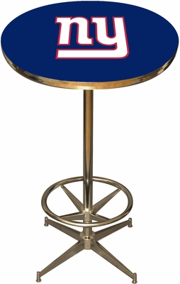 Imperial International New York Giants Pub Table