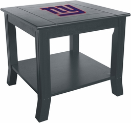 Imperial International New York Giants Side Table