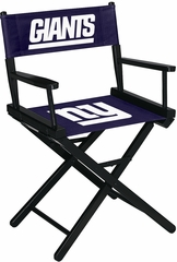 Imperial International New York Giants Table Height Directors Chair