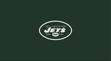 Imperial International New York Jets 8' Billiard Cloth
