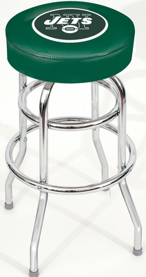 Imperial International New York Jets Bar Stool
