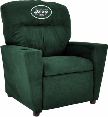 Imperial International New York Jets Kids Microfiber Recliner