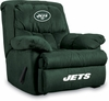 Imperial International New York Jets Microfiber Home Team Recliner