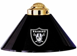 Imperial International Oakland Raiders 3 Shade Metal Lamp