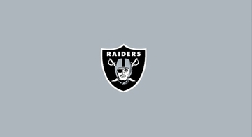 Imperial International Oakland Raiders 8' Billiard Cloth