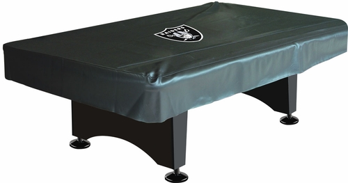 Imperial International Oakland Raiders 8' Deluxe Pool Table Cover