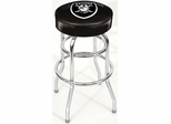Imperial International Oakland Raiders Bar Stool