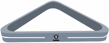 Imperial International Oakland Raiders Billiard Triangle