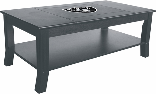 Imperial International Oakland Raiders Coffee Table