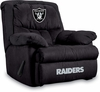 Imperial International Oakland Raiders Microfiber Home Team Recliner