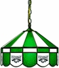 "Imperial International Philadelphia Eagles 16"" Glass Lamp"