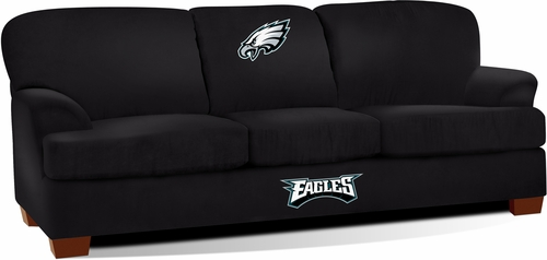 Imperial International Philadelphia Eagles First Team Microfiber Sofa