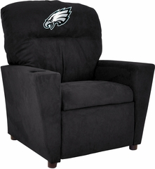 Imperial International Philadelphia Eagles Kids Microfiber Recliner