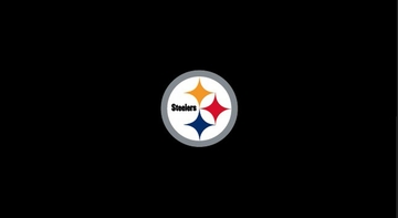 Imperial International Pittsburgh Steelers 8' Billiard Cloth