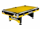 Imperial International Pittsburgh Steelers 8' Pool Table